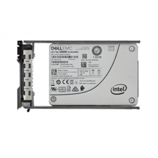 Dell 480GB 12G 3.5 MLC SAS RI SSD T82F3