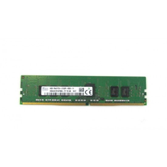 Dell 4GB 1Rx8 PC4-17000P ECC Registered RAM 0Y8R2G