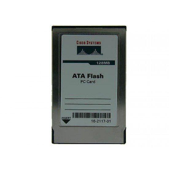 Cisco 128MB PCMCIA Flash Card 16-2117-01