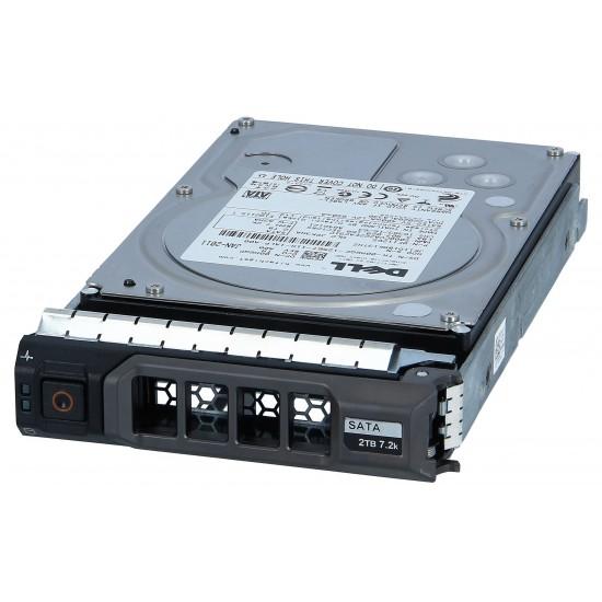 Dell 2TB 6G 7.2K 3.5 SATA HDDTXT8N