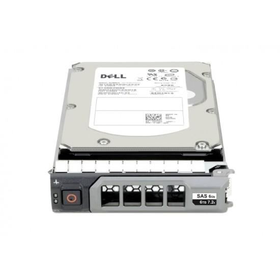 Dell 6TB 6G 7.2K 3.5 SAS HDD400-AFZO
