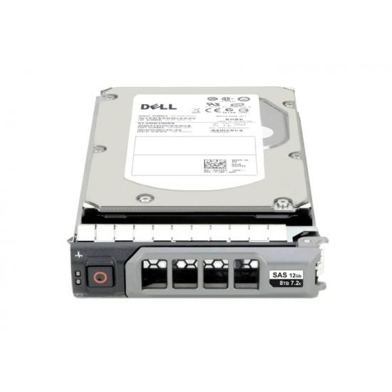 Dell 8TB 12G 7.2K 3.5 SAS HDD400-AMPD
