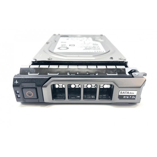 Dell 8TB 6G 7.2K 3.5 SATA HDD400-AKWX