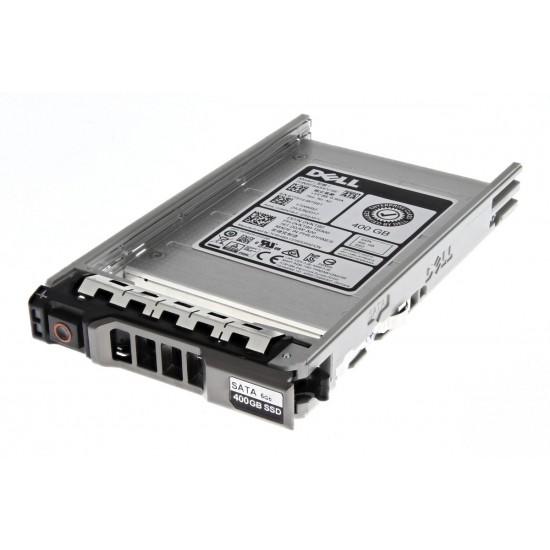Dell 400GB 6G 2.5 MLC SATA MU SSD400-AFOV
